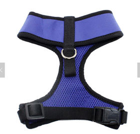 China Comfortable Mesh Dog Harness Leash Dog Harness Vest With Four Available Colours distributor